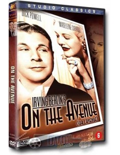On the Avenue - Dick Powell, Madeline Carroll - DVD (1937)