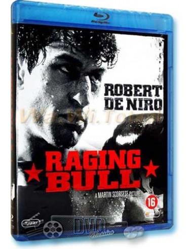 Raging Bull - Robert De Niro - Martin Scorsese - Blu-Ray (1980)