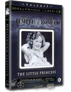 The Little Princess - Shirley Temple - Walter Lang - DVD (1939)