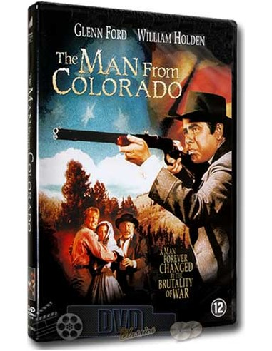 The Man from Colorado - Glenn Ford - Henry Levin - DVD (1948)
