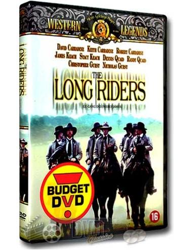 The Long Riders - Dennis Quaid, Stacey Keach - DVD (1980)
