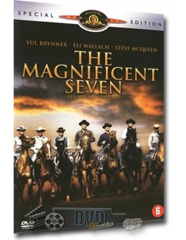 The Magnificent Seven - Charles Bronson, Robert Vaughn - DVD (1960)