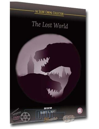 The Lost World - Lewis Stone, Wallace Beery - DVD (1925)