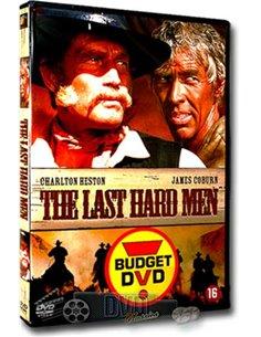 The Last Hard Men - Charlton Heston, James Coburn - DVD (1976)