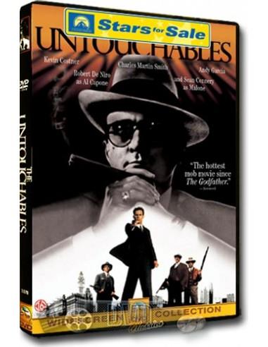 The Untouchables - Kevin Costner, Robert De Niro - DVD (1986)