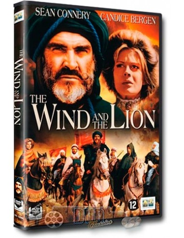 The Wind and the Lion - Sean Connery, Candice Bergen - DVD (1960)