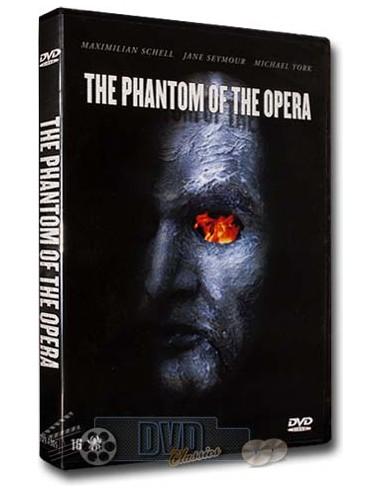 The Phantom of the Opera - Jane Seymour, Michael York - DVD (1983)
