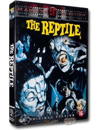 The Reptile - Hammer Collection - DVD (1966)