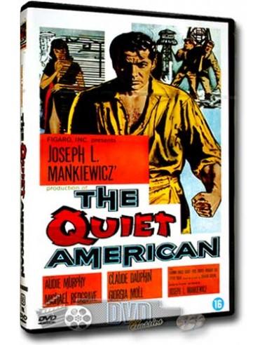 The Quiet American - Audie Murphy, Michael Redgrave - DVD (1958)