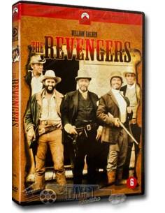 The Revengers - William Holden, Ernest Borgnine - DVD (1972)
