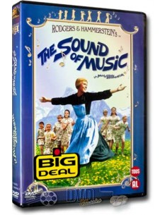 The Sound of Music - Julie Andrews - Robert Wise - DVD (1965)