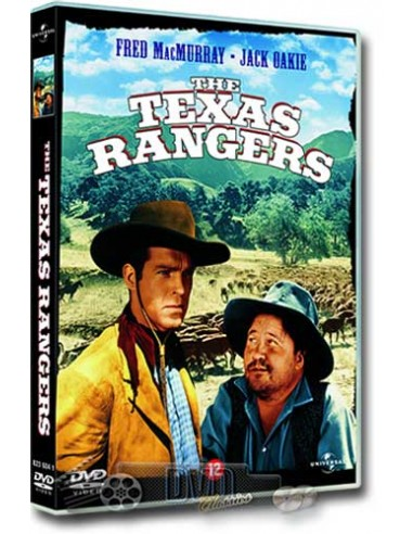The Texas Rangers - Fred MacMurray - King Vidor - DVD (1936)