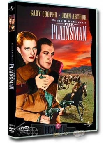 The Plainsman - Gary Cooper - Cecil B. De Mille - DVD (1936)