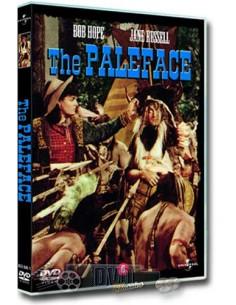 The Paleface - Bob Hope, Jane Russell, Robert Watson - DVD (1948)