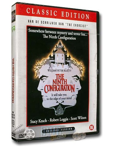 The Ninth Configuration - Stacey Keach - DVD (1980)