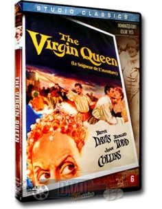 The Virgin Queen - Bette Davis - Henry Koster - DVD (1955)