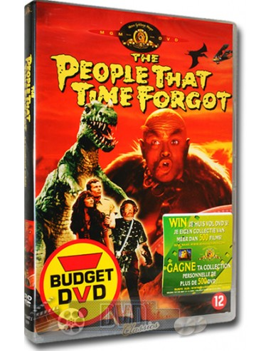 The People that Time Forgot - Doug McClure - DVD (1977)