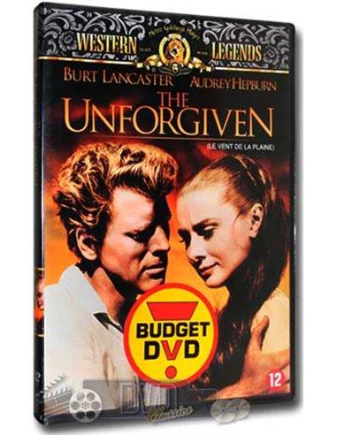 The Unforgiven - Burt Lancaster, Audrey Hepburn - DVD (1960)