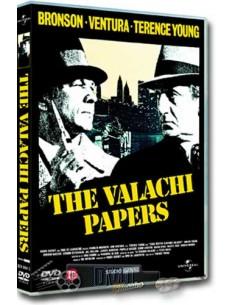 The Valachi Papers - Charles Bronson, Lino Ventura - DVD (1972)