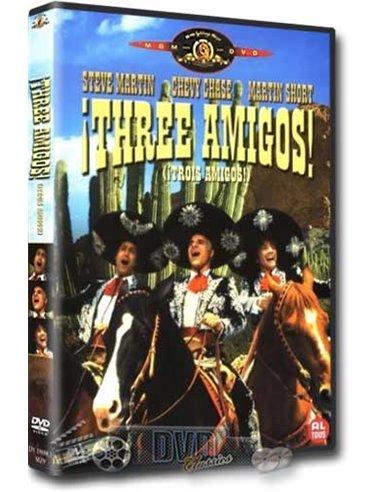The Three Amigos - Steve Martin, Chevy Chase - DVD (1986)