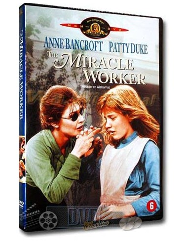 The Miracle Worker - Ann Bancroft - DVD (1962)