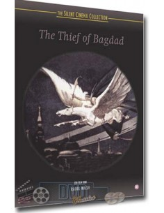 The Thief of Bagdad - Douglas Fairbanks - DVD (1924)