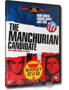 The Manchurian Candidate - Frank Sinatra - DVD (1962)
