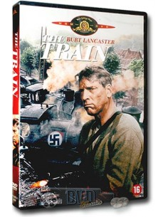 The Train - Burt Lancaster - John Frankenheimer - DVD (1964)