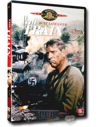 The Train - Burt Lancaster - John Frankenheimer - DVD (1964)
