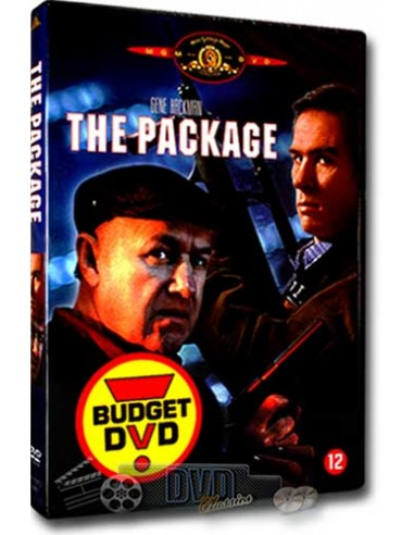 The Package - Gene Hackman, Tommy Lee Jones - DVD (1989)