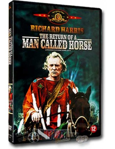 The Return of a Man Called Horse - Richard Harris - DVD (1976)