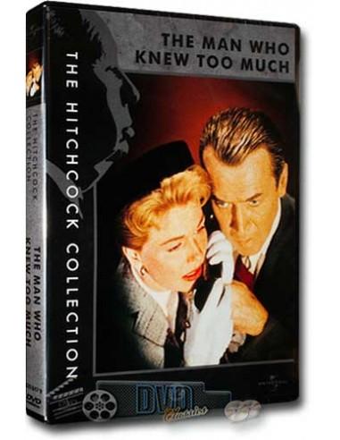 The Man Who Knew Too Much - Doris Day, James Stewart - DVD (1956)