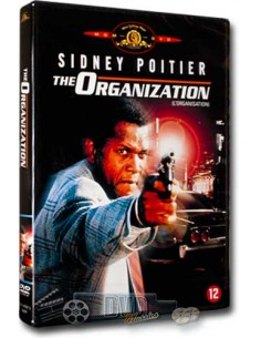 The Organization - Sidney Portier - Don Medford - DVD (1971)