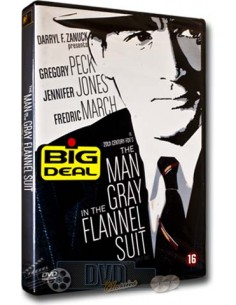 The Man in the Gray Flannel Suit - Gregory Peck - DVD (1956)