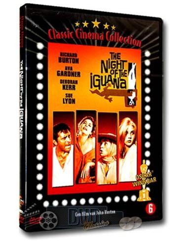 The Night of the Iguana - Richard Burton, Deborah Kerr - DVD (1964)
