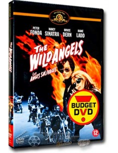 The Wild Angels - Peter Fonda, Nancy Sinatra - DVD (1966)
