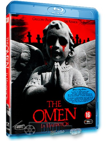 The Omen - Gregory Peck, Lee Remick - Blu-Ray (1976)