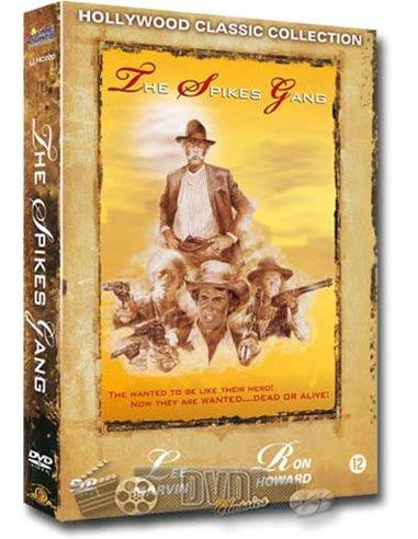 The Spikes Gang - Lee Marvin - Richard Fleischer - DVD (1974)