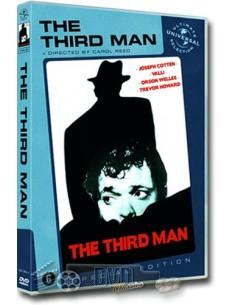 The Third Man - Orson Welles, Trevor Howard - Carol Reed - DVD (1949)