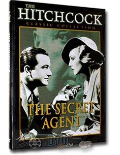 The Secret Agent van Alfred Hitchcock - DVD (1936)