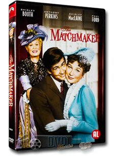 The Match Maker - Anthony Perkins, Shirley Mac Laine - DVD (1958)