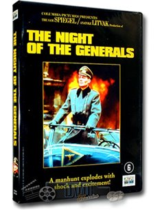 The Night of the Generals - Omar Sharif - DVD (1967)