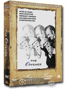 The Offence - Sean Connery, Trevor Howard - DVD (1972)