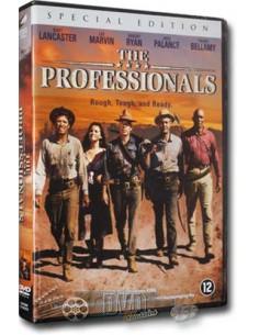The Professionals -  Burt Lancaster, Claudia Cardinale - DVD (1966)