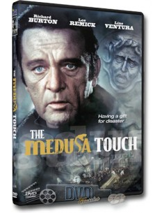 The Medusa Touch - Richard Burton, Lee Remick - DVD (1978)