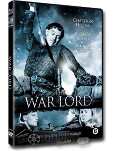 The War Lord - Charlton Heston, Richard Boone - DVD (1965)