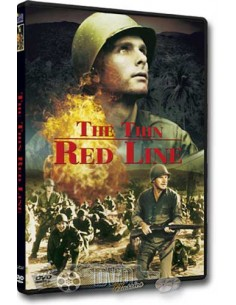 The Thin Red Line - Keir Dullea, Jack Warden - DVD (1964)