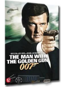 The Man with the Golden Gun - Roger Moore, Britt Ekland - DVD (1974)