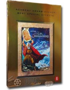 The Ten Commandments - Charlton Heston - Cecil B. DeMille - DVD (1956)