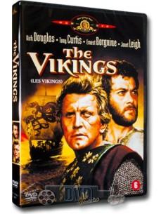 The Vikings - Kirk Douglas, Tony Curtis - DVD (1958)